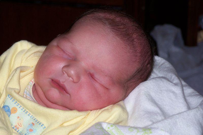 Conner newborn
