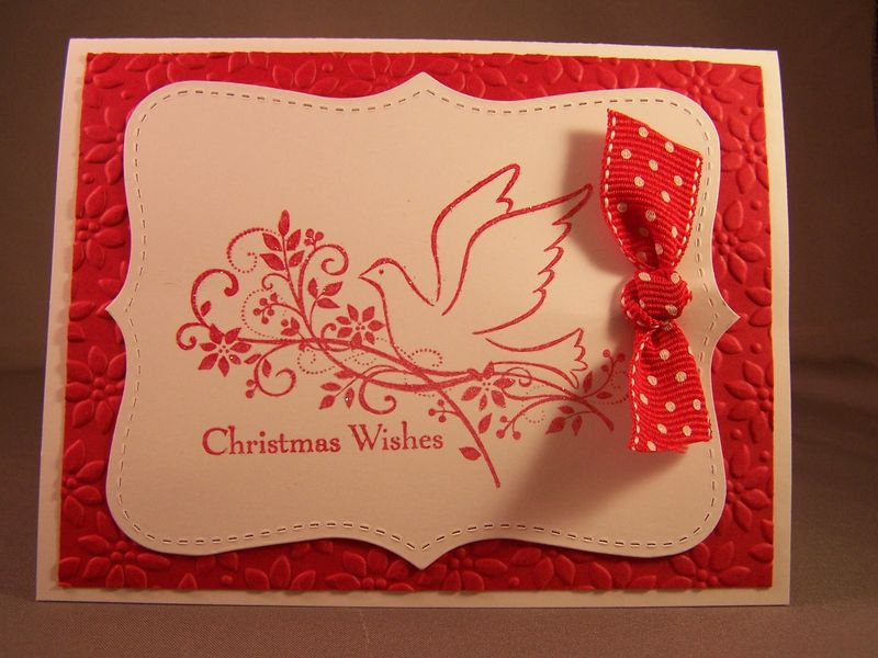 Dazzling Gifts of Christmas Card