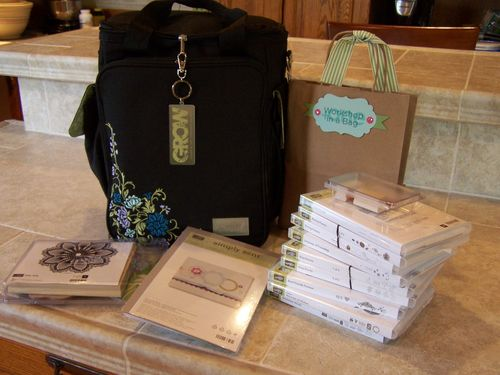 Stampin' Up! Convention Goods