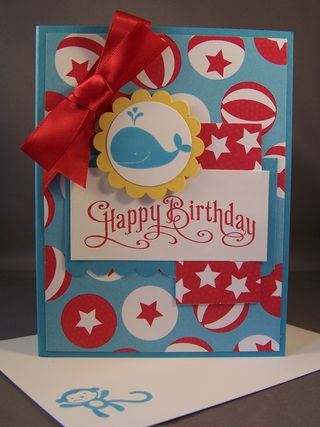 Child's Pop Up Card