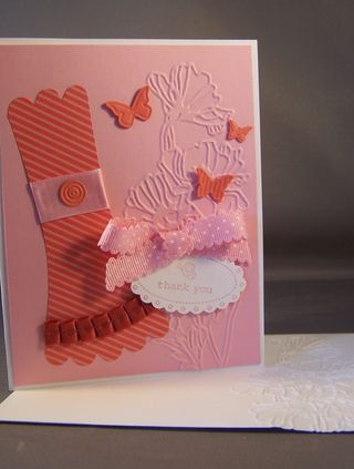 Fashionable Card Making