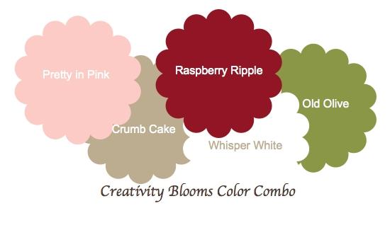 Creativity Blooms 17-019