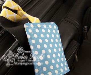Clothe Luggage Tags