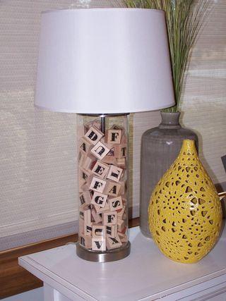 Stamp Lamp