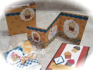 October Stamp Kit