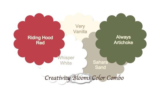 Creativity Blooms 30-031