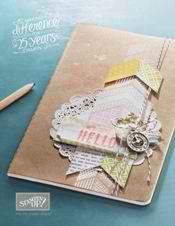 Stampin' Up! Spring Catalog