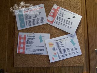 Recipe Bulletin Board