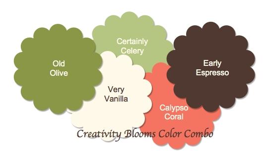 Creativity Blooms 32-033