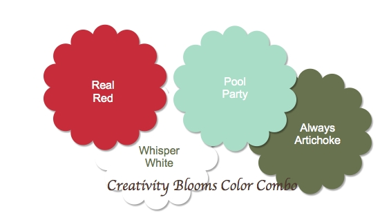 Creativity Blooms 34-035