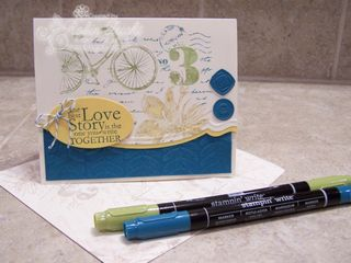 Postage Due Stampin' Up! Stamp Set