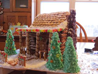 First Ever Feicht Gingerbread Extravaganza