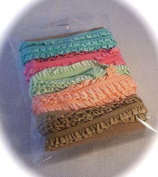 Stampin Up Ribbon Shares