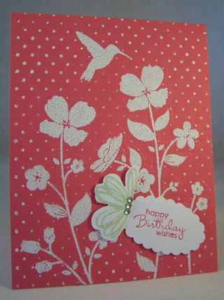 Wildflower Meadow Stampin Up