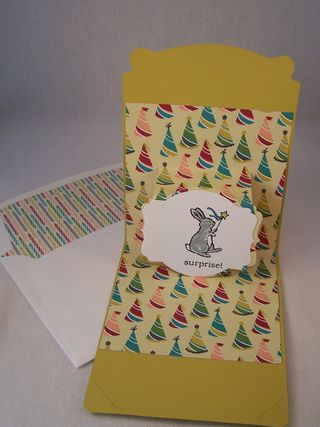 Storybook Friends Pop Up Card