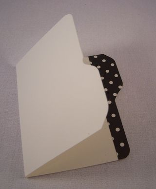 Make a small File Folder