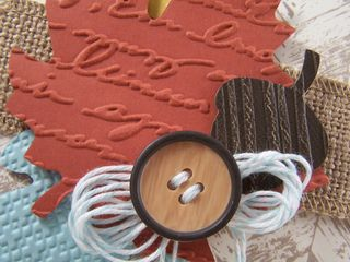 Autumn Accents Stampin Up