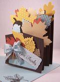 Autumn Cascading Card