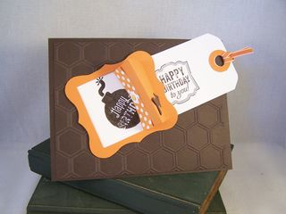 Bomb's Away Birthday Peek-a-Boo Slider