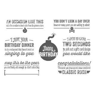 Bomb's Away Birthday