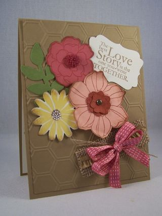 Secret Garden Stampin Up
