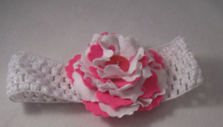 DIY Baby Flower Headband