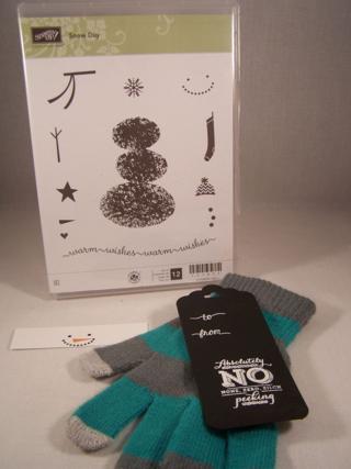 Chocolate Nugget Snowman Tutorial