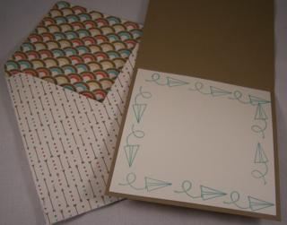 Cool Kid & DIY Designer Envelopes