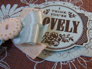 You're Lovely-Stamping Country