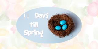 Days Till Spring 2014