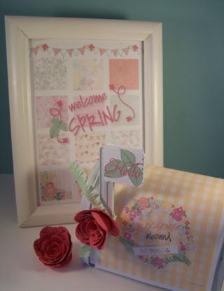 Blossoms Abound Spring Sampler