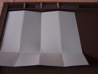 Accordion Fold Card