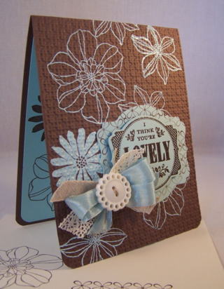 Secret Garden-Stamping Country