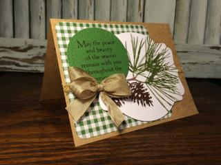 Ornamental Pine by Stampin' Up!
