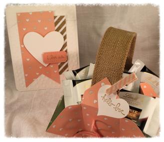 Good Greetings Gift Basket & Card