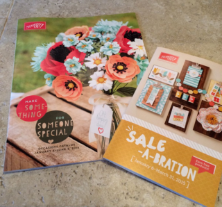 Stampin' Up! Occasions Catalog & Sale-a-bration