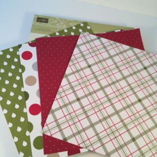 Merry Moments Designer Paper