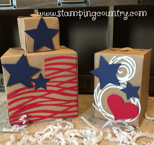 4th of July Boxes