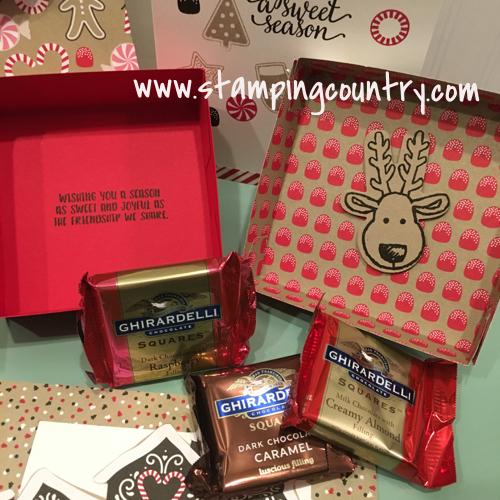 Jolly Friends Treat Box
