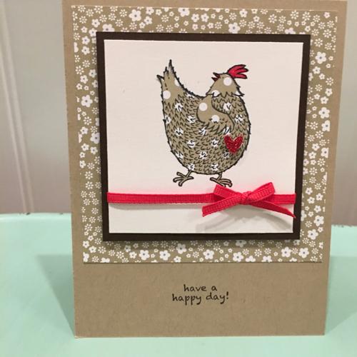 Hey Chick by Lori Ballitch