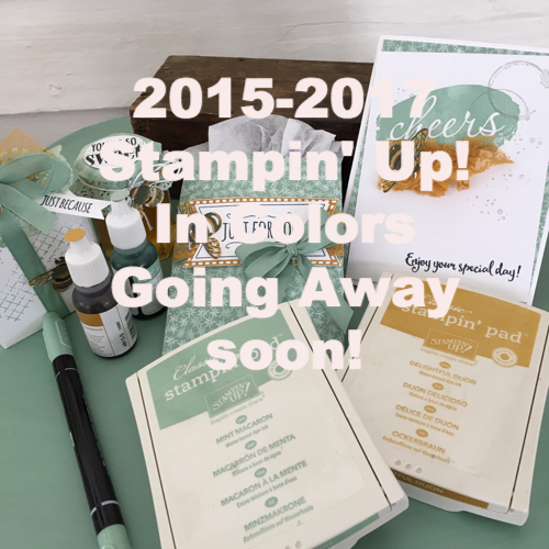 Stampin' Up! In Colors