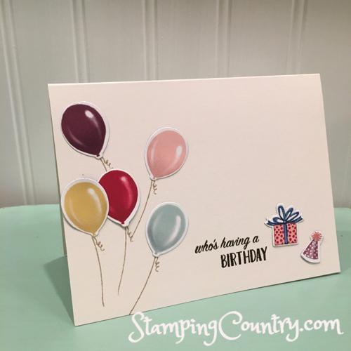 Handmade With Love Birthday Pop Up Card