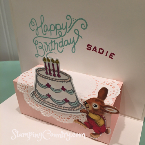 Handmade Pop-Up Card
