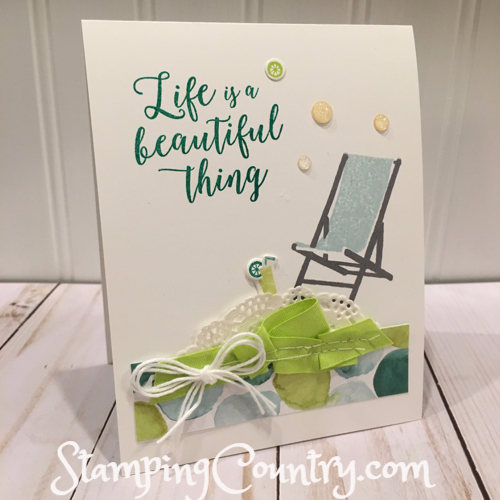 Colorful Seasons Stampin' Up!
