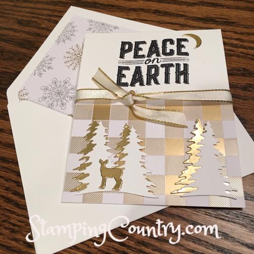 Carols of Christmas Card