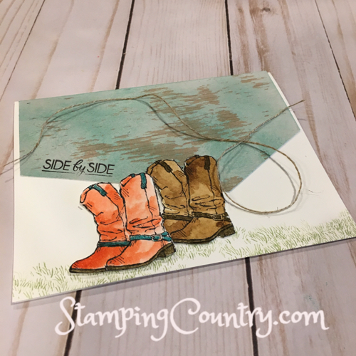 Country Livin' Stampin' Up!