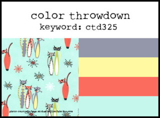 Color Throwdown