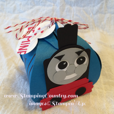 Thomas Train Treat Box
