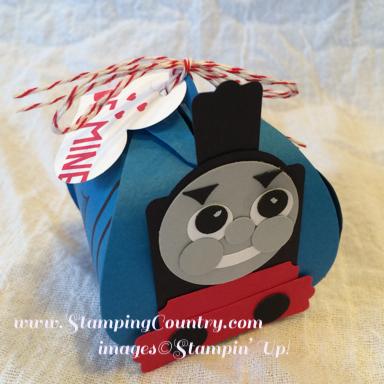 Thomas Train Treat Box