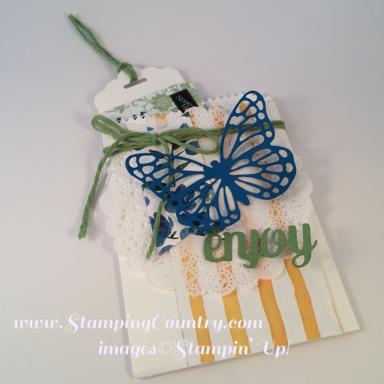 Stampin' Up! Mini Treat Bags